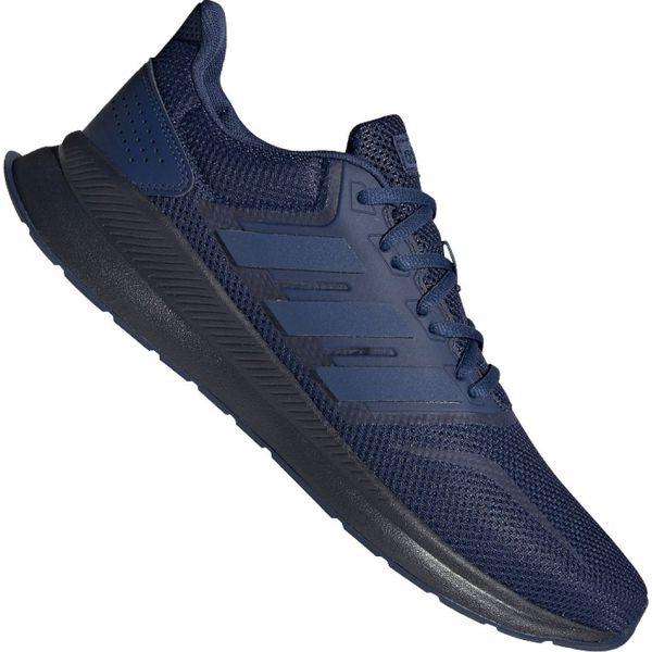 Buty adidas Runfalcon M EG8605 granatowe