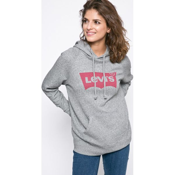 4711e05723 Levi s - Bluza - Bluzy z nadrukiem damskie marki Levi s. W wyprzedaży za  189.90 zł. - Bluzy z nadrukiem damskie - Bluzy damskie - Odzież damska -  Kobieta ...