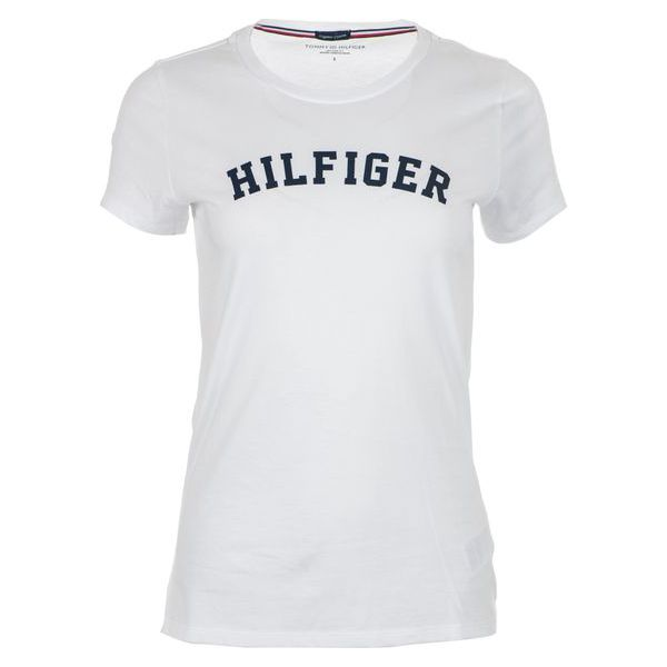 69cc2ef97c6d6 Tommy Hilfiger T-Shirt Damski L Biały - T-shirty damskie marki Tommy  Hilfiger. Za 139.00 zł. - T-shirty damskie - T-shirty i topy damskie -  Odzież damska ...