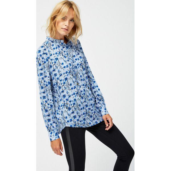 Koszula z nadrukiem Koszule damskie MOODO, s, bez wzorów  fYcVn