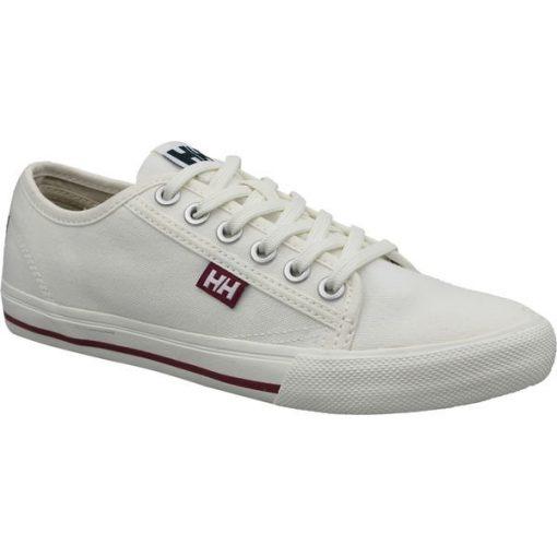 Helly Hansen W Fjord Canvas Shoe V2 11466 011 buty sportowe, trampki damskie białe 37