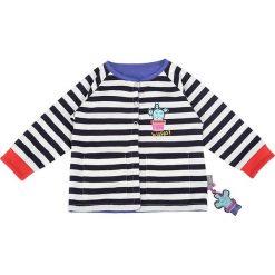 8bc96e78a3c851 Ubrania dla dzieci Sigikid - Kolekcja lato 2019. -51%. Dwustronna bluza w  kolorze niebiesko-białym. Bluzy dziewczęce Sigikid. W wyprzedaży za 95.95