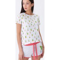 f985fd7a3107b2 Dwuczęściowa piżama z nadrukiem - Wielobarwny. Piżamy damskie House, l, bez  wzorów,