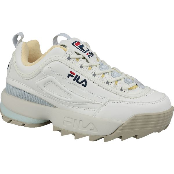 Fila Disruptor CB Low Wmn 1010604 02X buty sneakers, buty sportowe damskie białe 41