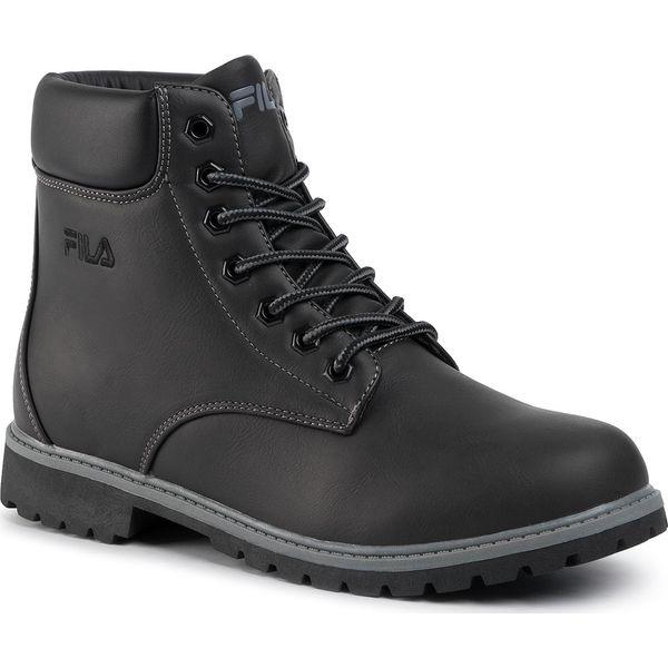 sprzedaż obuwia ogromny zapas strona internetowa ze zniżką Trapery FILA - Maverick Mid 1010145.12V Black/Black