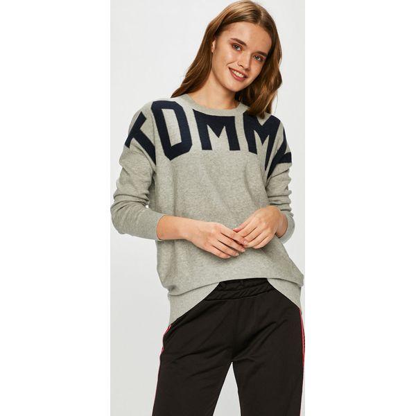 4d7b59d19e7c4 Tommy Hilfiger - Sweter - Swetry klasyczne damskie marki Tommy ...