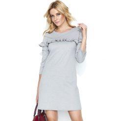 b3e26459fd Sukienki trapezowe eleganckie - Sukienki damskie - Kolekcja wiosna ...