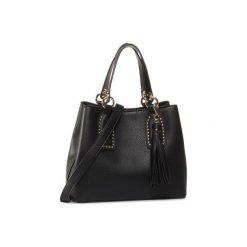 Czarne torebki klasyczne damskie ze sklepu CCC Kolekcja