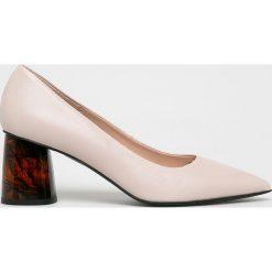 Buty damskie z aplikacją Gino Rossi, kolekcja wiosna 2020