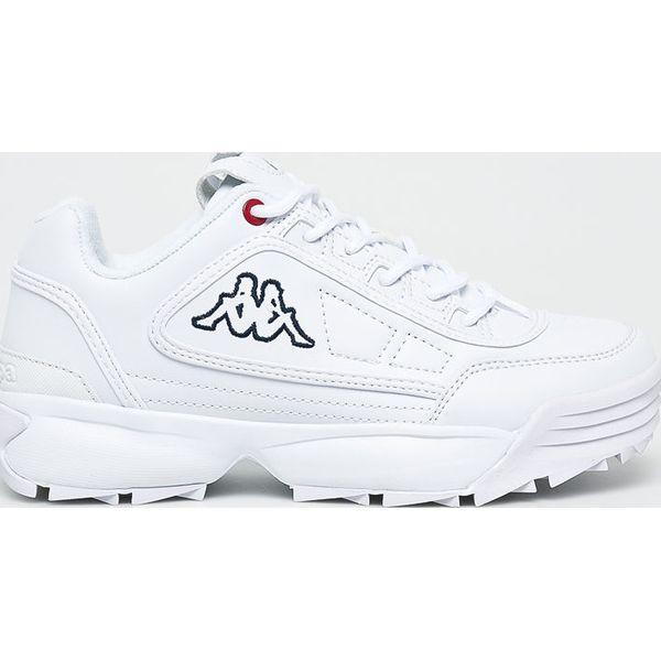 Buty sportowe damskie Kappa Rave białe