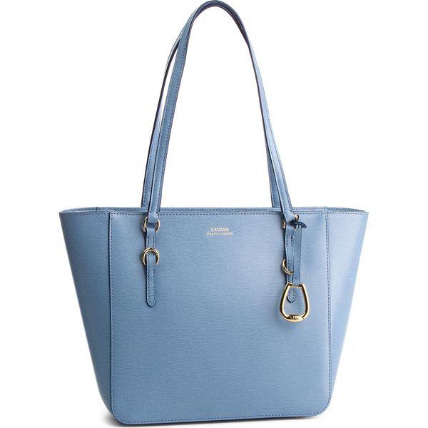 6d1b91aa82d87 Shopper bag damskie marki Lauren Ralph Lauren - Kolekcja wiosna 2019 -  Sklep Super Express