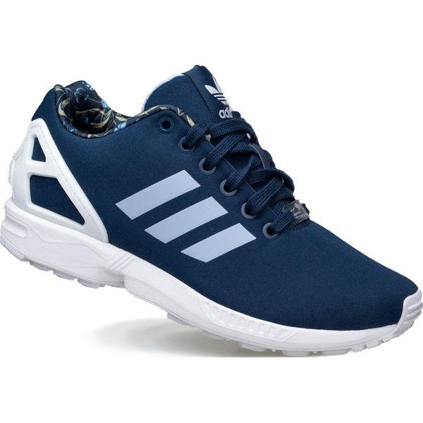 50a337226c0e1e Adidas Buty damskie Zx Flux W granatowe r. 36 2/3 (B35322) - Buty ...