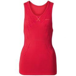 d651998d6e4633 Czerwona odzież sportowa damska - Kolekcja lato 2019 - Sklep Super ...