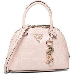 Różowe torebki klasyczne damskie Guess, duże Kolekcja