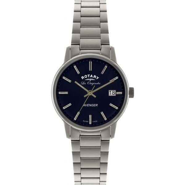04b1068bea334e PROMOCJA ZEGAREK ROTARY Avenger GB90062/05 - Niebieskie zegarki męskie  ROTARY, ze stali. W wyprzedaży za 899.00 zł. - Zegarki męskie - Akcesoria  męskie ...