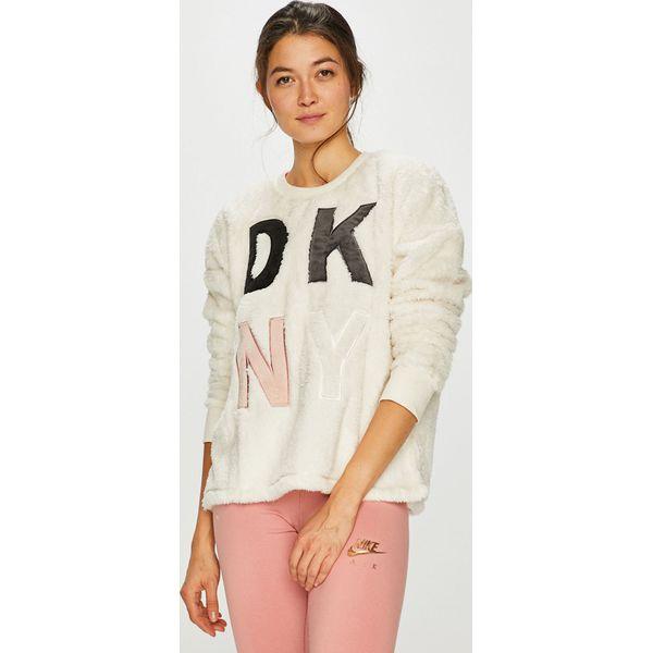 93542a56385ca Wyprzedaż - bluzy damskie marki DKNY - Kolekcja wiosna 2019 - Sklep Super  Express