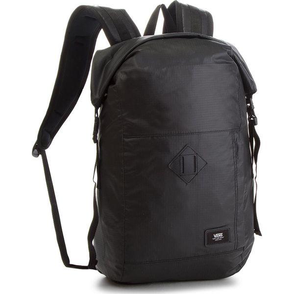 dfec02e500a44 Plecak VANS - Fend Roll Top Bac VN0A36YJBLK Black - Plecaki damskie ...