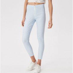 b82769e40952c3 Szare spodnie i legginsy damskie Sinsay - Kolekcja lato 2019 - Sklep ...