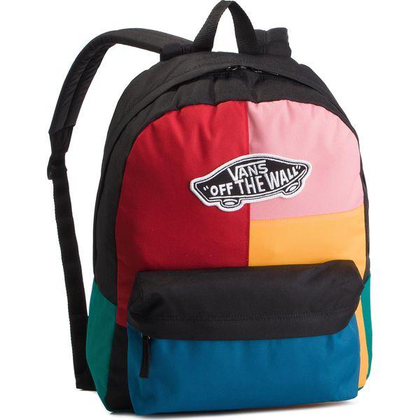 2c469842601b8 Plecak VANS - Realm Backpack VN0A3UI6UUW1 Patchwork - Plecaki ...