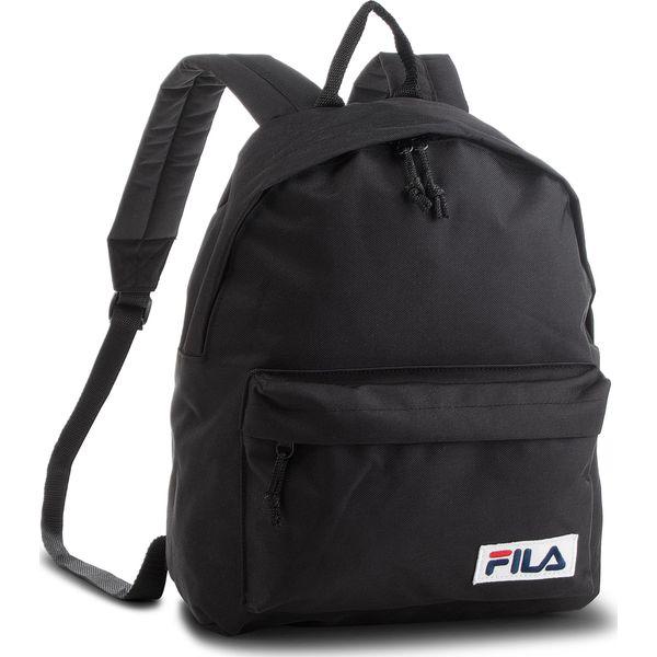 5ff7641fc22fb Plecak FILA - Mini Backpack Malmö 685043 Black 002 - Plecaki damskie ...