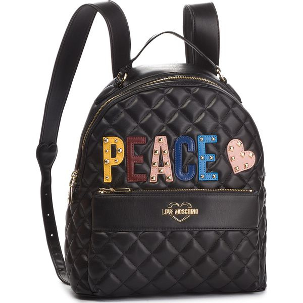 c32e570365f0a Plecak LOVE MOSCHINO - JC4227PP06KC0000 Nero - Plecaki damskie marki ...