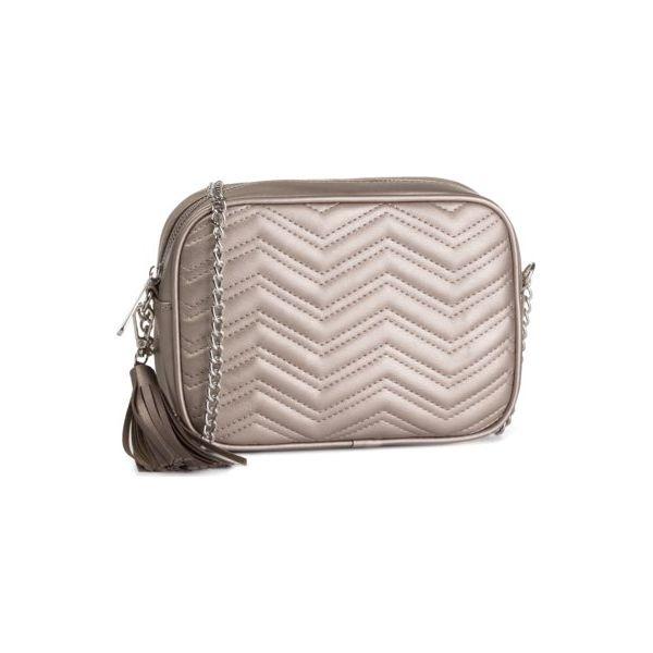 Szare torebki i plecaki damskie ze sklepu CCC Kolekcja
