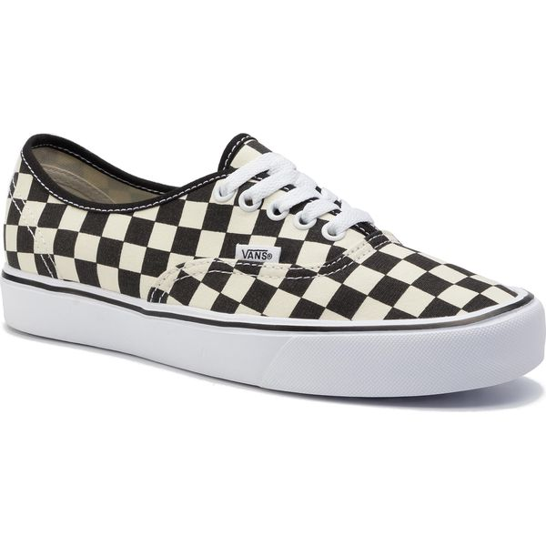 Tenisówki VANS Authentic Lite (C) VN0A2Z5J5GX (Checkerboard) BlackWhite