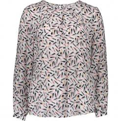 803b2f0601 Bluzka - Comfort fit - w kolorze szarym ze wzorem. Szare topy sportowe  damskie marki