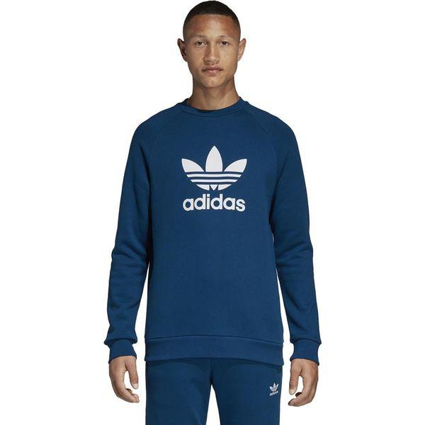 Bluza adidas trefoil meska Bluzy i swetry męskie