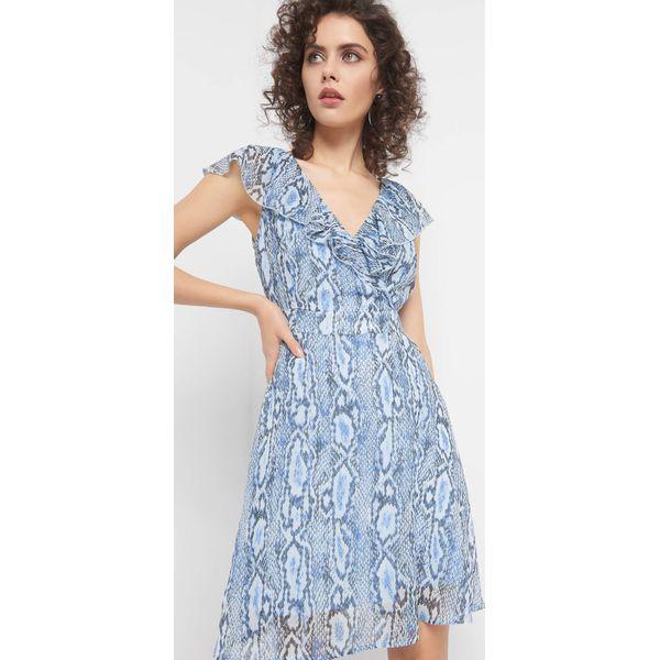9b7364b0b4 Sukienka ze zwierzęcym wzorem - Sukienki damskie marki ORSAY. Za ...