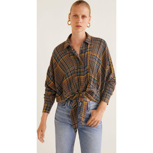 be3653d151 Mango - Koszula Nudito - Koszule damskie marki Mango. W wyprzedaży ...