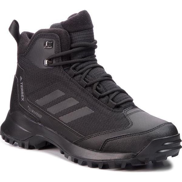 Buty adidas Terrex Heron Mid Cw Cp AC7841 CblackCblackGrefou