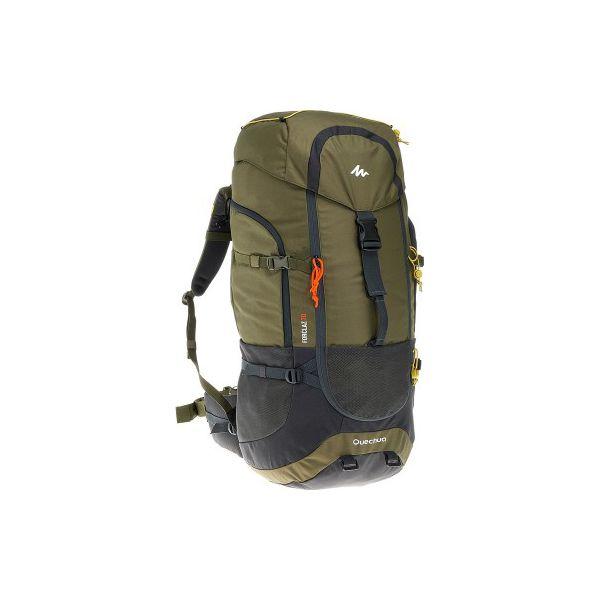 93773e4670274 Plecak trekkingowy Forclaz 70 l - Plecaki damskie marki QUECHUA. Za ...