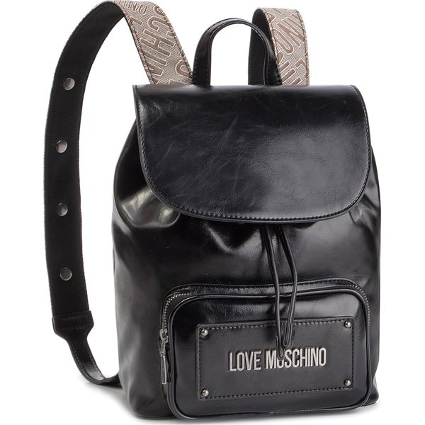 62cb915273cf4 Plecak LOVE MOSCHINO - JC4221PP07KC100B Nero - Plecaki damskie marki ...