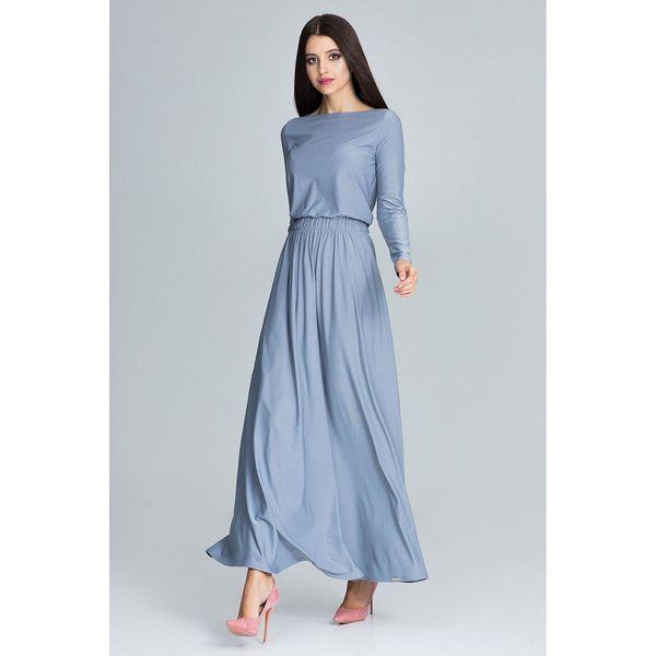 e253831d Długa sukienka maxi m604