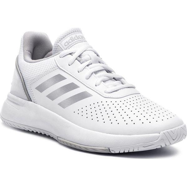 Buty adidas CourtJam Bounce M EG1136 CblackFtwwhtMsilve
