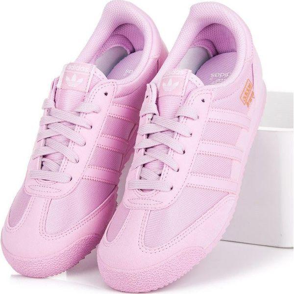 ca10c1f7 Adidas Buty damskie Dargon OG J różowe r. 39 1/3 (BZ0104) - Buty ...