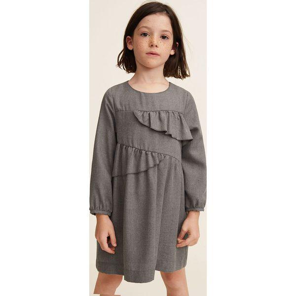 de3a1348c9 Mango Kids - Sukienka dziecięca Miryam 110-152 cm - Sukienki ...