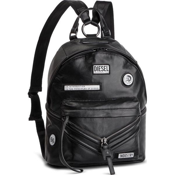 e0b022093607f Plecak DIESEL - Le-Zipper Backpack X05882 P2189 T8013 - Plecaki ...