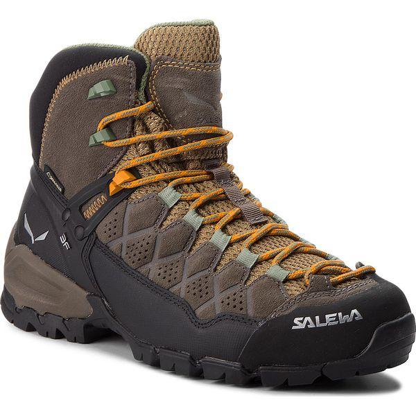 9ffeae70729cf1 Trekkingi SALEWA - Alp Trainer Mid Gtx GORE-TEX 63433-7505 Walnut ...