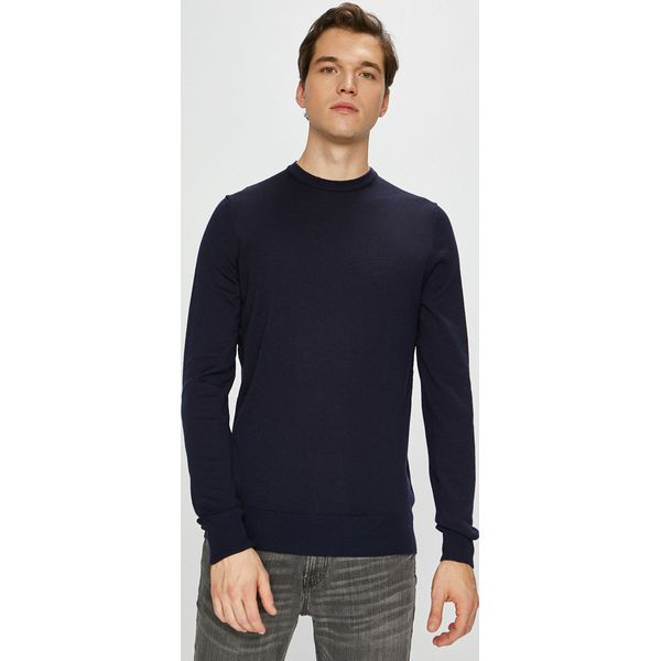 62e8c43b9b15f Tommy Hilfiger Tailored - Sweter - Swetry męskie marki Tommy ...