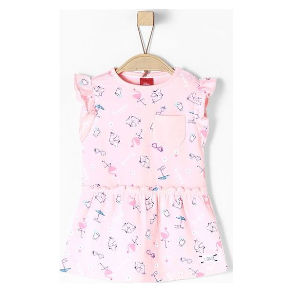 6e6a1f661b Sukienki dziewczęce marki S.Oliver - Kolekcja wiosna 2019 - Sklep Super  Express