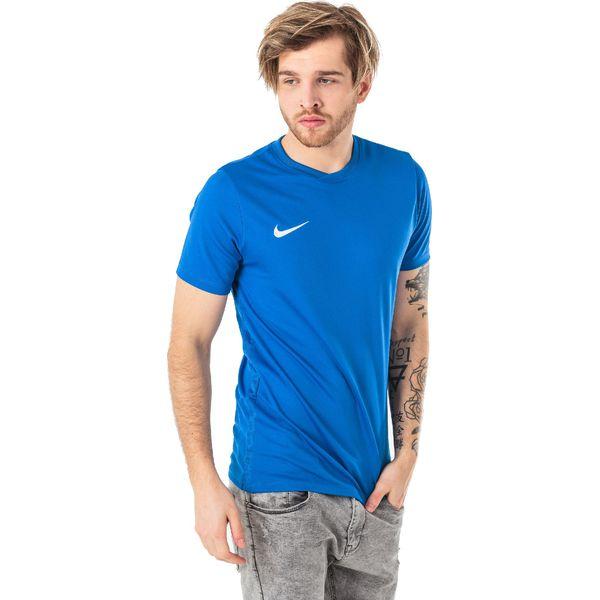 1a8133306 Nike Koszulka piłkarska Park VI M niebieska r. L (725891-463) - T ...