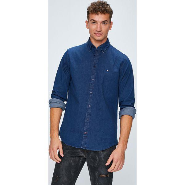 c254aa5c415fc Tommy Hilfiger - Koszula - Koszule męskie marki Tommy Hilfiger. W ...