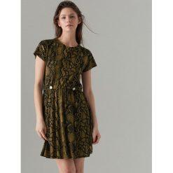 faa7dea36d Sukienki z krótkim rękawem dla puszystych - Sukienki damskie ...