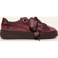 Fioletowe obuwie damskie Puma Kolekcja zima 2020 Sklep