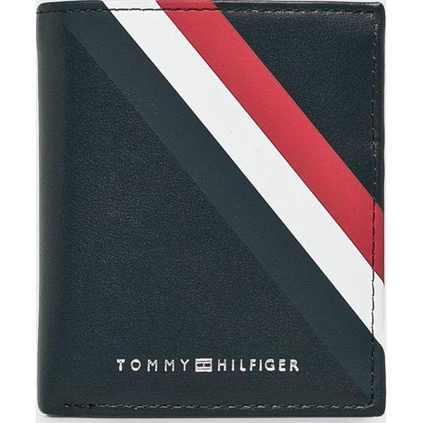 50fc3e8b2bc74 Tommy Hilfiger - Portfel skórzany - Portfele męskie marki Tommy ...