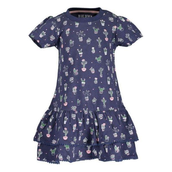 a6e64a4c7e Blue Seven Sukienka Dziewczęca 68 Niebieski - Sukienki dziewczęce ...