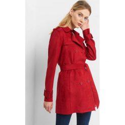 6dc66a38ce Dwurzędowy płaszcz z ekozamszu. Płaszcze damskie marki ORSAY. Za 239.99 zł.