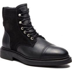 b59d86bc39fe7 Kozaki MARC O'POLO - 808 25026101 100 Black 990. Buty zimowe męskie marki